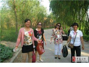 平遥学雷锋志愿者7.26日植物园捡垃圾活动