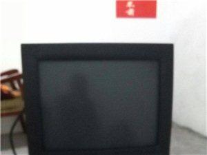 二手老式电脑显示器转让!