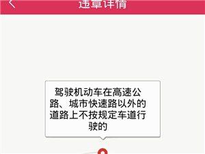 澳门太阳城平台网车站十字路口遭违章