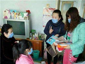 感谢佛友代表李姥姥和刘姐来到家里探望我患重病的女儿(載自陈宇微信)