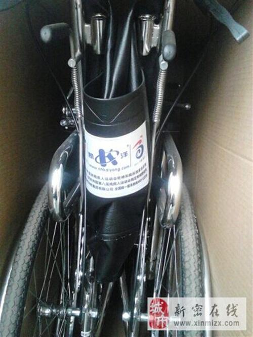 广州凯洋牌轮椅转让