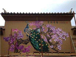 项城壁纸壁画壁布装饰材料厂家直供-驻马店平舆奥斯卡墙体装饰总部