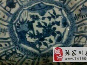 张川古玩地摊文化