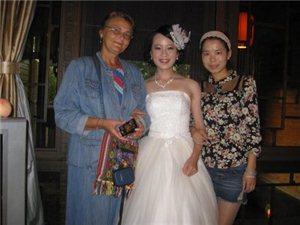 丽丽新娘跟妆