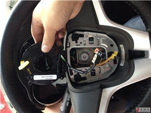 金锐汽车改装/克鲁兹改装多功能方向盘。