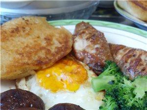 美色美味营养早餐