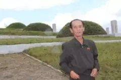朝鲜老人为中国志愿军守墓40载获得6次嘉奖