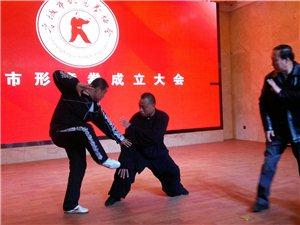 东岳形意拳研究会贺晋城形意拳协会成立