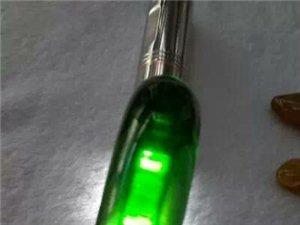 人造玻璃也能卖几个亿!这不就是啤酒瓶底嘛!