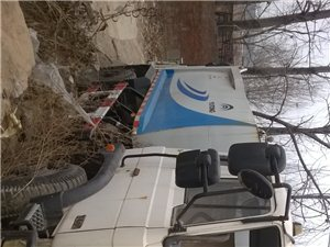 打渔陈派出所门口停的那辆垃圾车干嘛用的