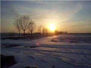 日出还是日落