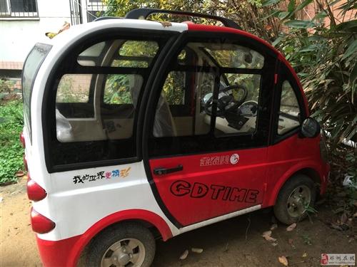 九成新电动小汽车出售