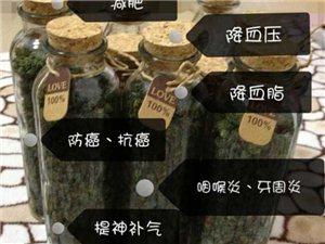 三七健康养生茶…