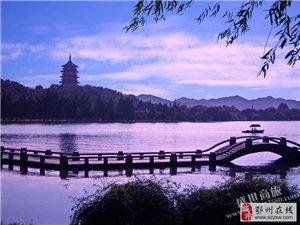 浙江杭州西湖