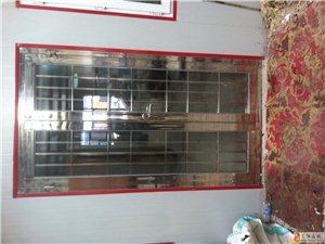 制作批发各种不锈钢 塑钢 轻体拉门,各种纱窗
