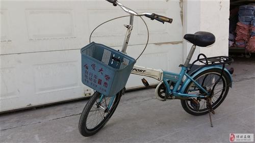 转让原装自用英克莱自行车