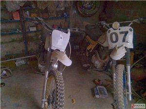 出售越野摩托