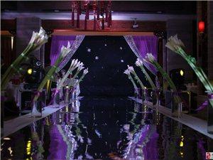 专业的服务团队为你打造最浪漫,最温馨的婚礼。