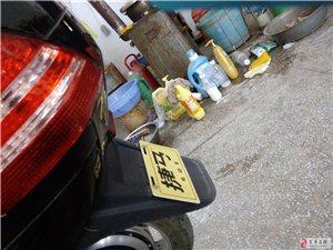 9成新电动车出售
