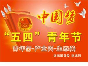 """连城县2014年青年行・产业兴・生态美""""五四""""演讲比赛"""