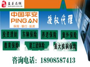 中国平安盘县分公司综合金融常识专题