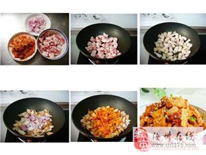 【每日菜谱】韩式泡菜炒五花肉