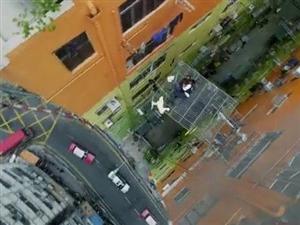 刘德华最爆破和惊险的电影《风暴》剧照!