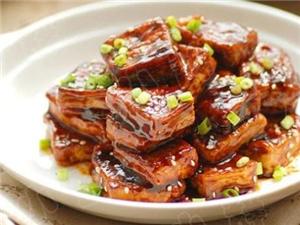 糖醋脆皮豆腐