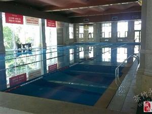 学游泳!选泳星!泳星体育有限公司入住恒大翡翠华庭,800元包学会哟