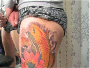 创盈国际鑫纹画纹身工作室卫生声明及注意事项