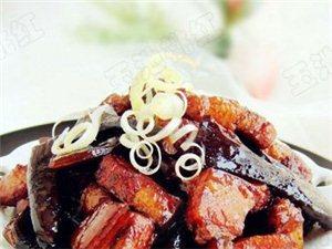 【每日菜谱】海带头烧肉