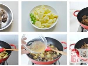 自制黄焖鸡米饭PK坊间人气美食
