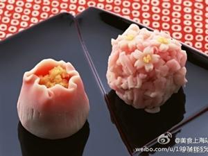 日本和果子,好可爱的小点心哇~~~好棒!?(??O??)?
