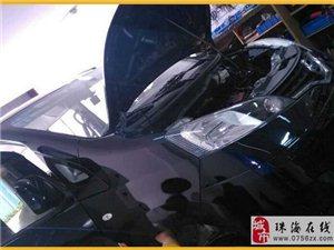 日产NV200全车博亚隔音――-珠海惠声汽车专业音响改装