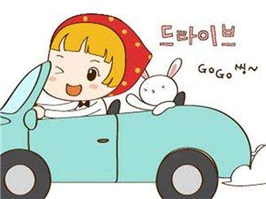 开车,其实真的是很有乐趣的一件事!