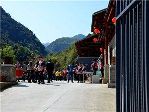 """台湾旅游界和媒体人""""中国畲山水景区采风之旅"""""""