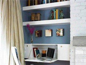 书房巧做办公室 SOHO族最爱的书房设计