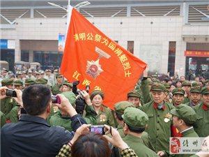 2014清明公祭对越作战为国捐躯烈士纪实(图片)