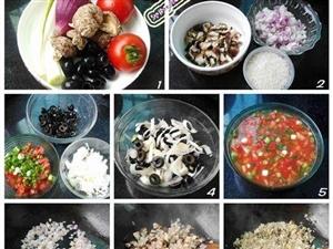 香菇橄榄�h饭
