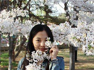初春赏花篇!你觉得我是一个怎样的女生?