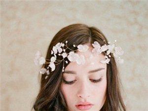 2014清新森林系新娘发型鉴赏 打造别样梦幻婚礼