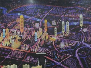 随手拍,北部新城只怕是要成为城北新中心