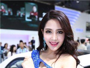 绝代芳华 2014北京车展高清模特组图第3季