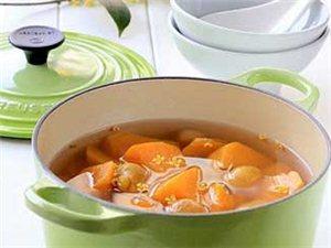 红薯可促进肠胃蠕动别空腹吃烤红薯