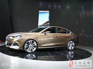 广汽传祺-传祺GA6量产版12月上市 1.8T/7速双离合