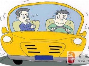 学车心情沉重,教练脾气好点就很完美了!