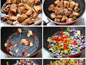 简单几步做诱人的家宴菜——风味香排骨