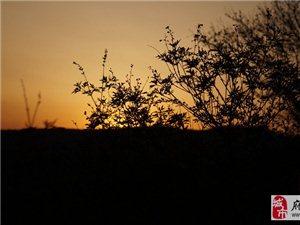 大美府谷之日落神龙