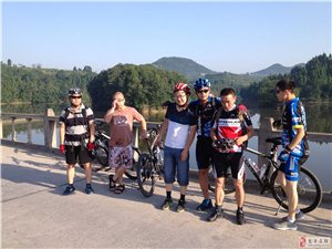 盐亭环球自行车UCC5.1骑行计划