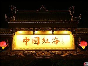 《蓬溪风光》第三期之中国红海夜景之美